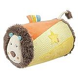 Fehn 066326 Krabbelrolle Löwe – Krabbel-Hilfe im lustigen Löwen Design für Babys und Kleinkinder ab 6+ Monaten – Maße: ø 22 x 34 cm